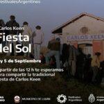 """La """"Fiesta del Sol"""" se realizará el 4 y 5 de septiembre"""
