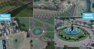 Anuncian la construcción del nuevo acceso principal a Luján